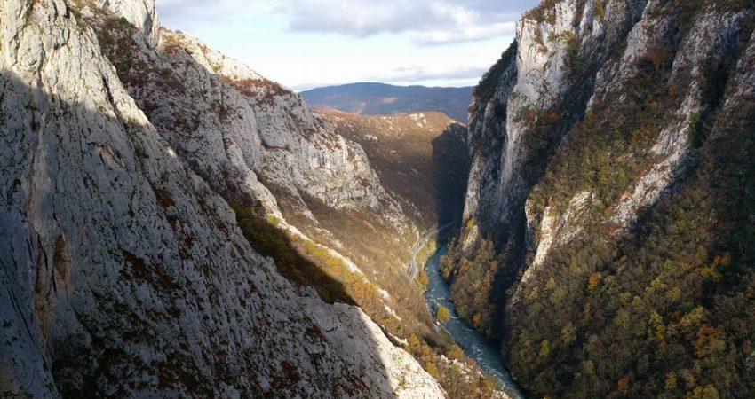 Kanjon Tijesno