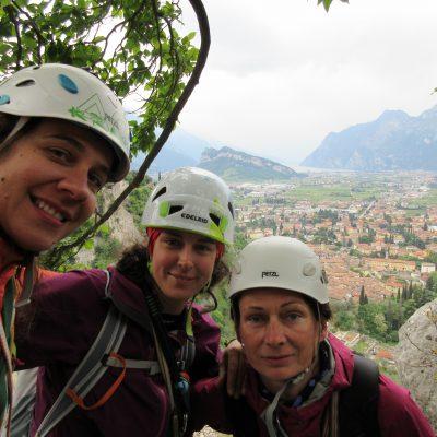 Tehničarjenje na vrh Monte Colodri