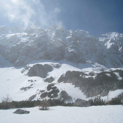 Na Ledinah vlada še prava Zima!