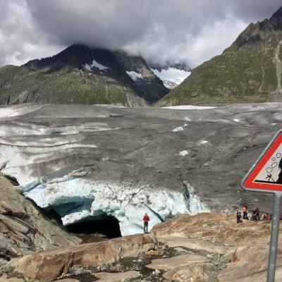 Vstop na ledenik