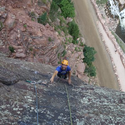 Eldorado Canyon - navdušenje v prvi smeri - #KONGLOMERATNIPEŠČENJAKRULZ