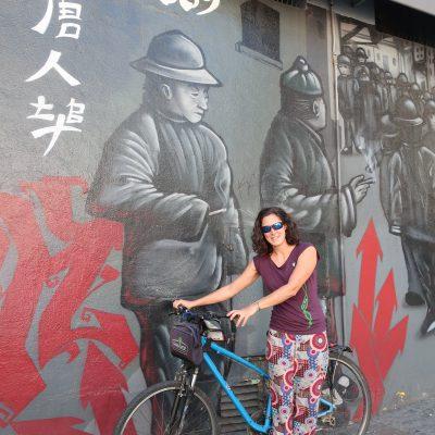 Chinatown in San Fran