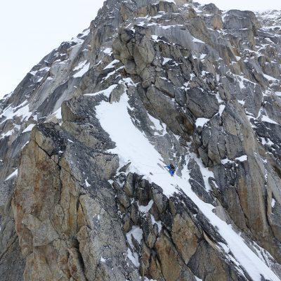 Vzhodni greben na Vzhodni vrh Four Horsemen