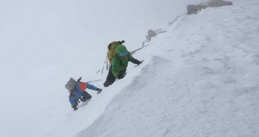 Plezanje po stiroporu (slika je simbolična)