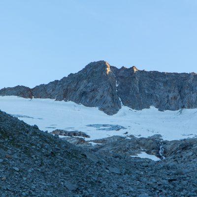 Südpfeiler der Hochalmspitze